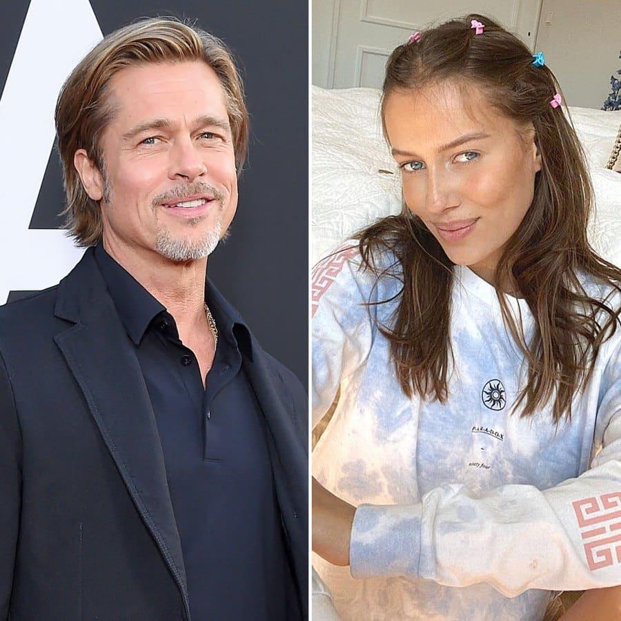 Este oficial! Brad Pitt a uitat-o pe Angelina Jolie și are o nouă iubită mult mai tânără decât el