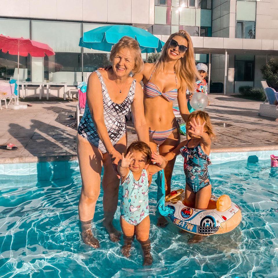 Relația dintre Andreea Bălan și mama ei atinge cote înalte!