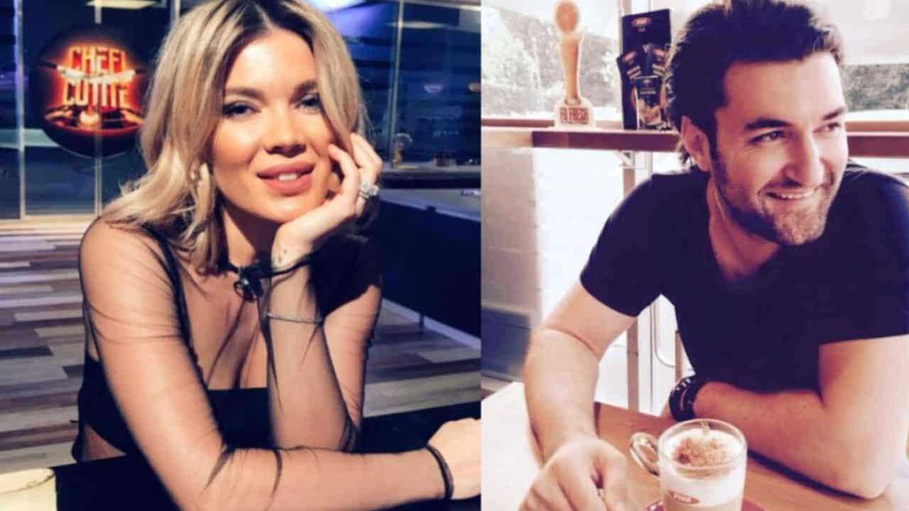 Gina Pistol și Smiley se pregătesc oare  de nuntă? Așteaptă un copil, însă nu sunt căsătoriți.