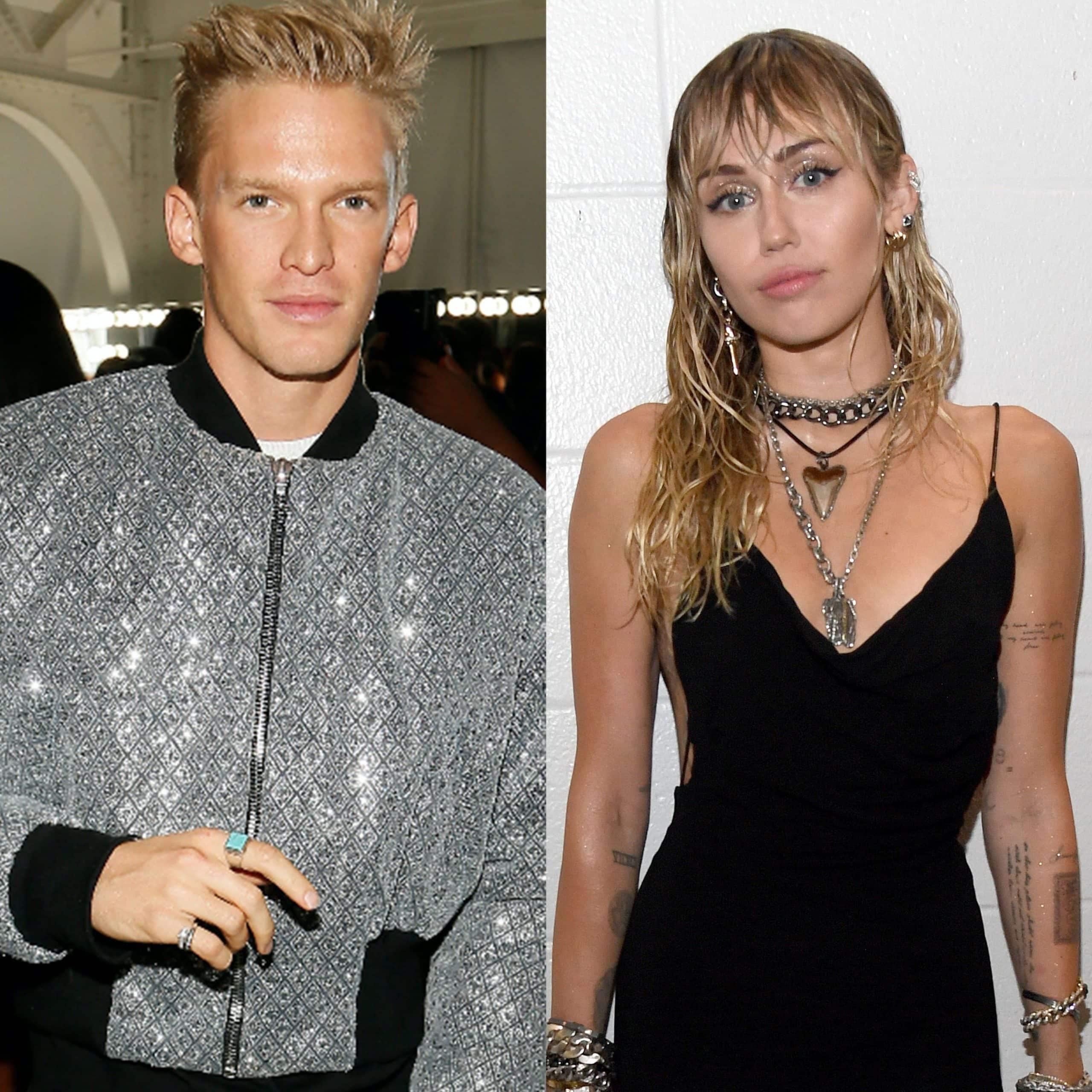 Miley Cyrus și Cody Simpson s-au despărțit! Cântăteața a făcut anunțul