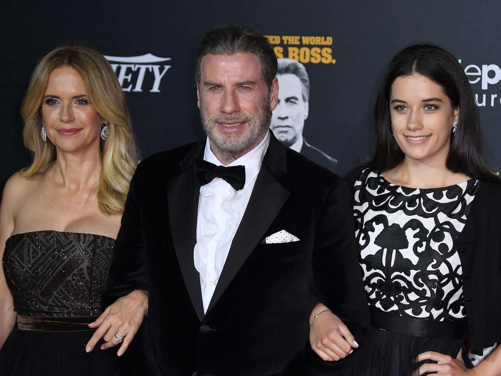 John Travolta îi aduce un tribut soției sale Kelly Preston