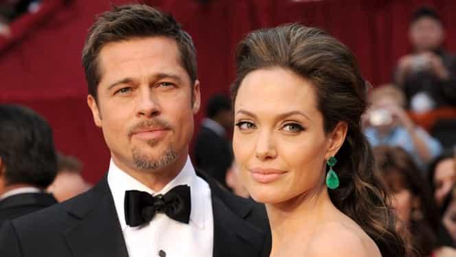 Brad Pitt și Nicole Poturalski au o conexiune de mai mult timp