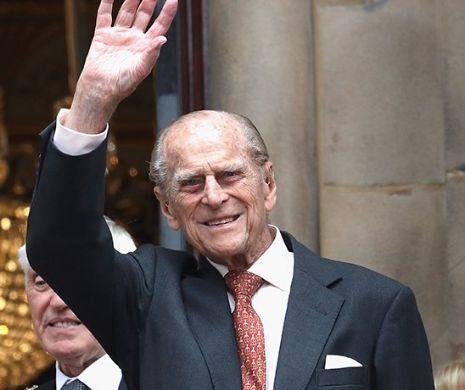 Prințul Philip- viața și cariera Ducelui de Edinbourgh