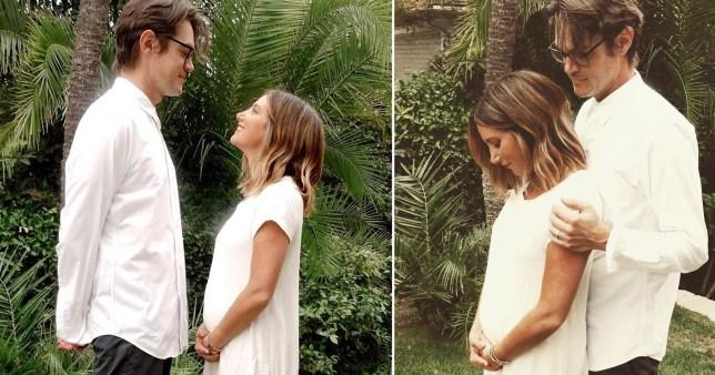 Ashley Tisdale este însărcinată! Vedeta așteaptă primul său copil