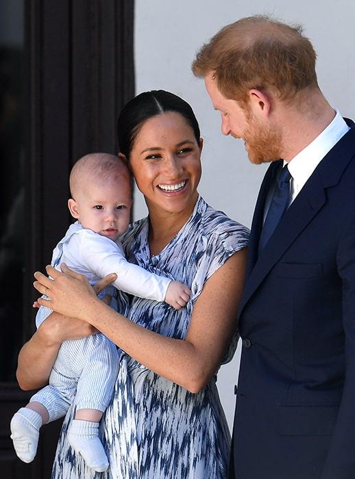 Archie va fi frate mai mare! Meghan Markle și Prințul Harry sunt pregătiți pentru încă un copil