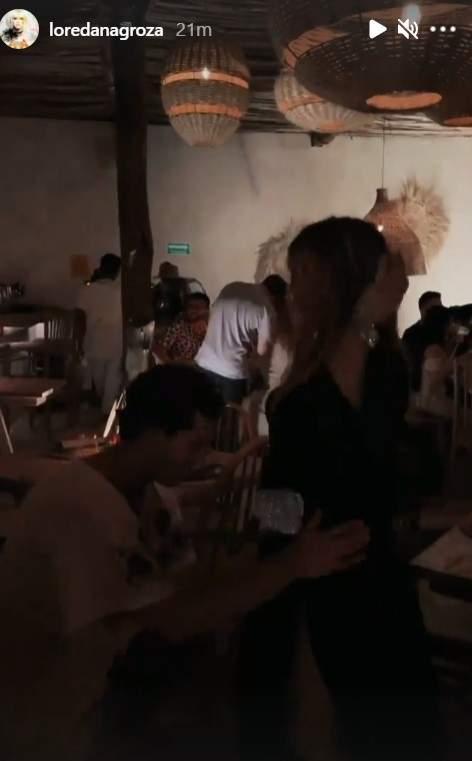 Loredana Groza, mișcări provocatoare alături de un bărbat mult mai tânăr! Artista nu se lasă deloc / FOTO