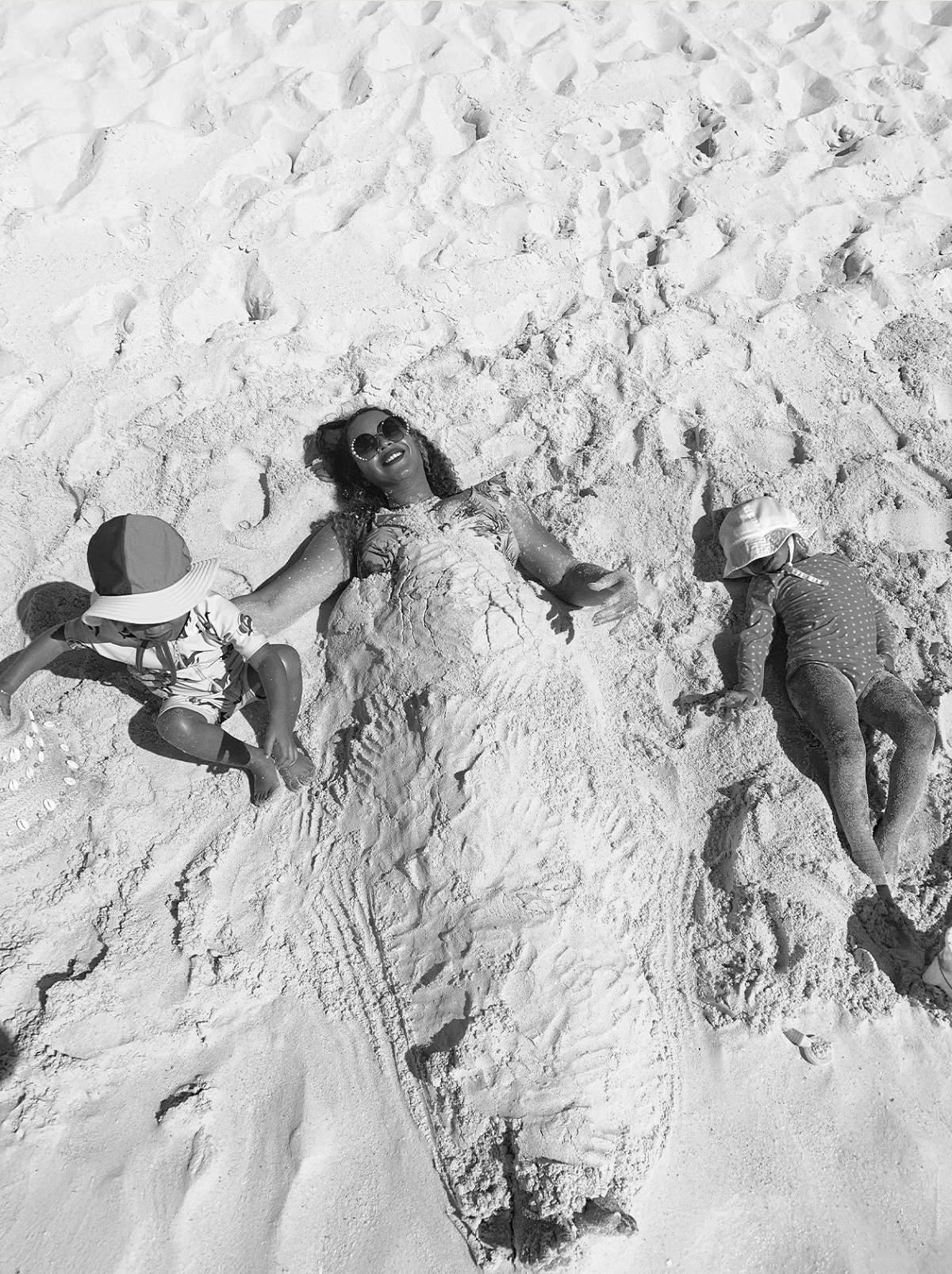 Beyonce, imagini nemaivăzute cu ea și familia ei! Cum arată acum cei trei copii ai ei / FOTO