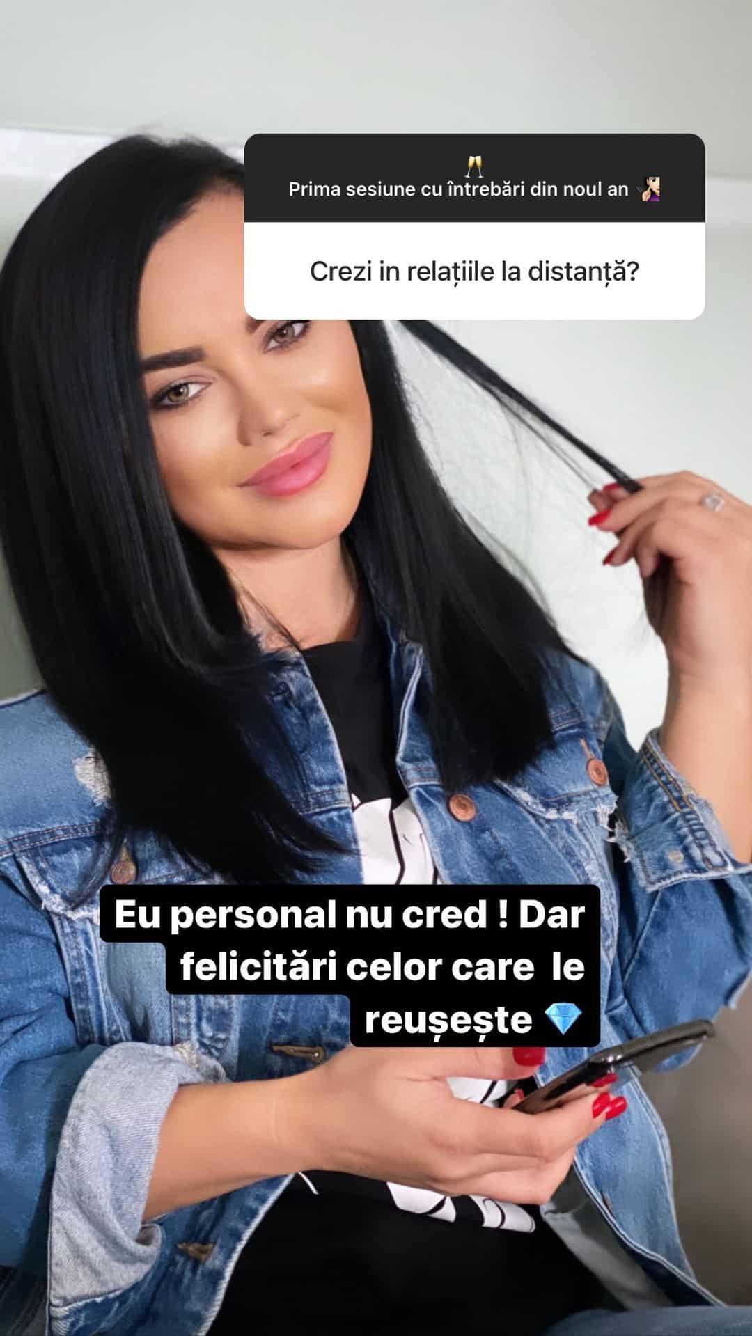 """Carmen de la Sălciua vorbește pentru prima data despre relațiile la distanță: """"Eu personal…"""""""