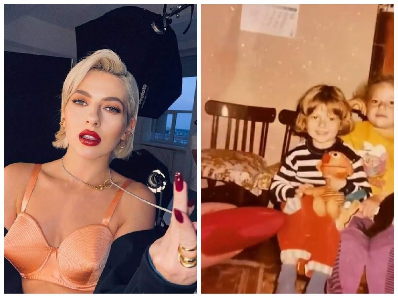 Cum arăta Lidia Buble în copilărie? Poze cu artista, nemaivăzute până acum / FOTO