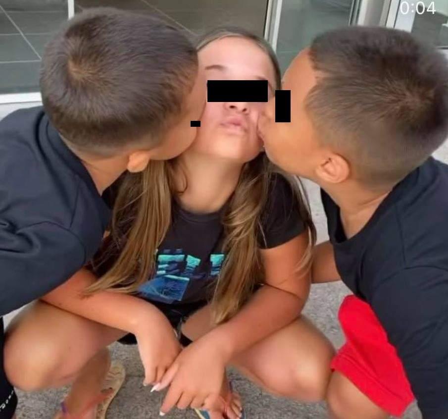 Antonia, imagine rară alături de toți cei trei copii ai ei! Fanii au rămas uimiți de relația care există între cei mici / FOTO