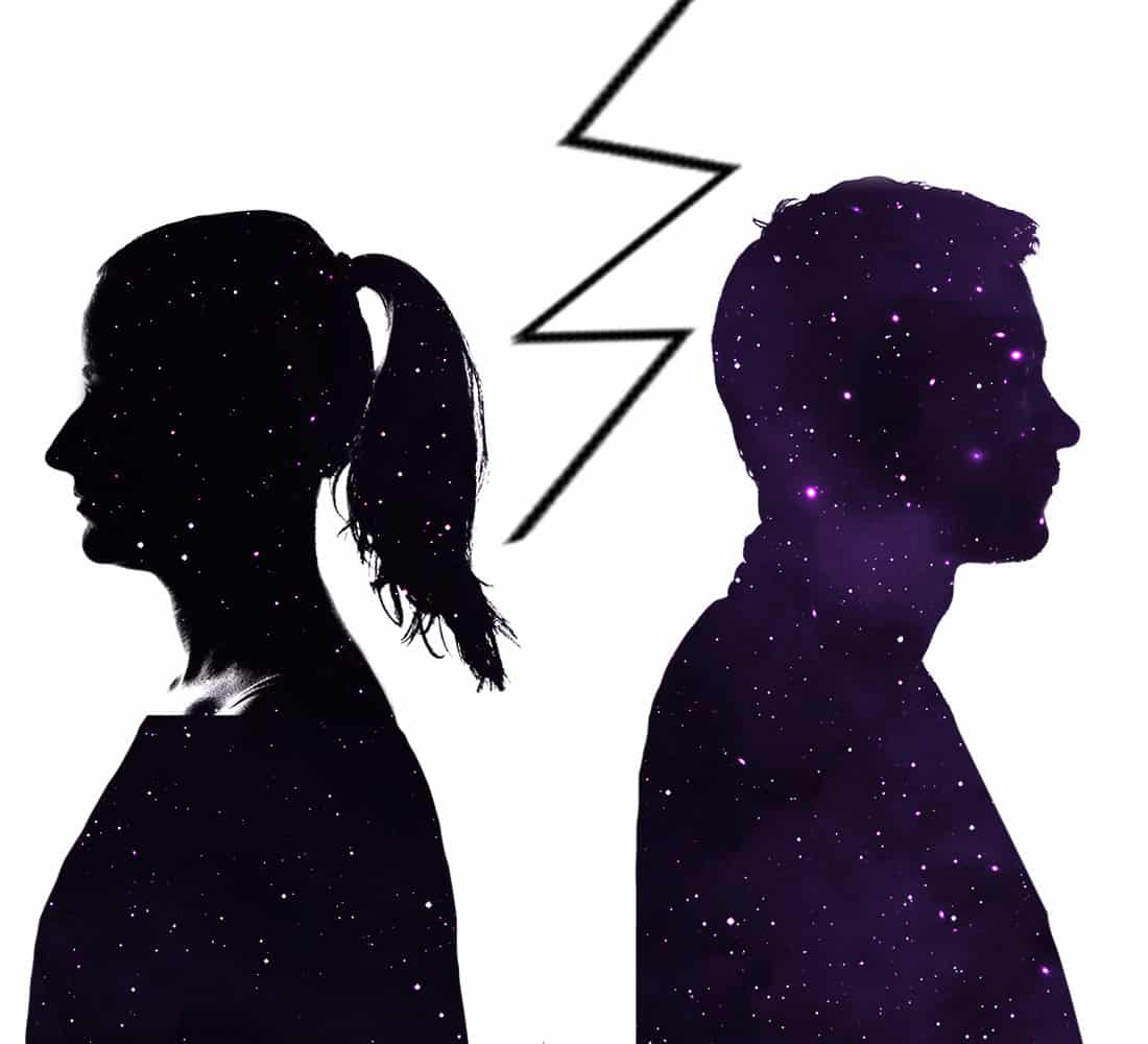 Zodii care nu au niciun viitor împreună! Nu se vor înțelege niciodată. Zodii incompatibile