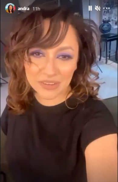 Andra, schimbare radicală de look! Cum arată artista după ce și-a tuns părul