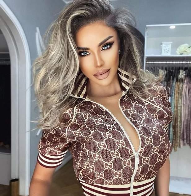 """Bianca Drăgușanu, """"regina"""" operațiilor estetice! Diva a trecut prin numeroase schimbări fizice radicale / FOTO"""