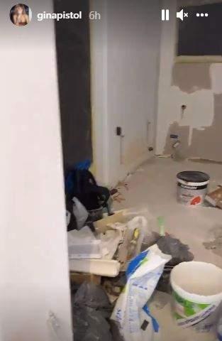 Gina Pistol își renovează casa! Cum arată acum locuința vedetei / FOTO